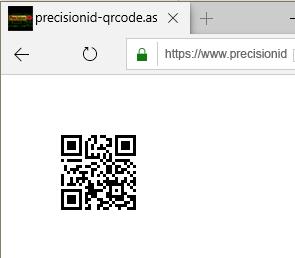 ASP.NET 2D Barcode Generator 2019