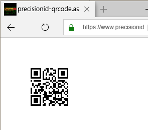 ASP.NET 2D Barcode Generator full screenshot